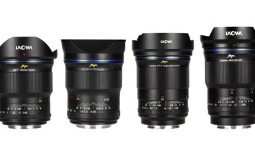 Venus Optics Laowa Argus – F0.95 Primes for MFT, APS-C & FF Revealed