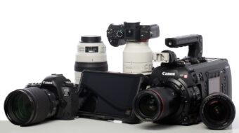 レンタル写真/ビデオ撮影機材ランキング2020