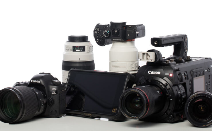 Top Rented Photo/Video Gear of 2020 on Lensrentals
