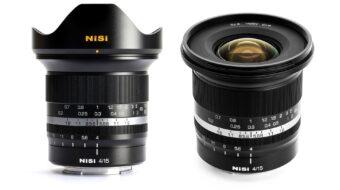 NiSiが15mm f/4 Sunstarフルフレームレンズを発売