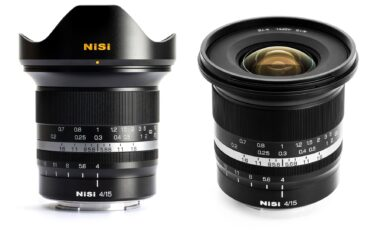 NiSi 15mm f/4 Sunstar Lens for Full-Frame Mirrorless Cameras Announced