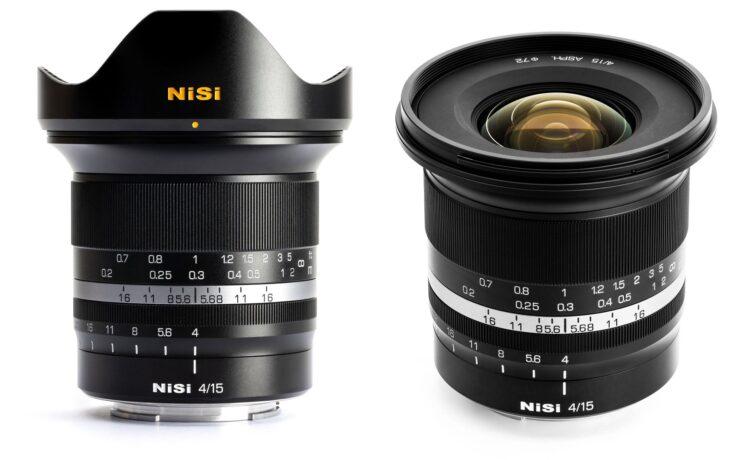 NiSi 15mm f/4 Sunstar Lens for Full-Frame Mirrorless Cameras Announced
