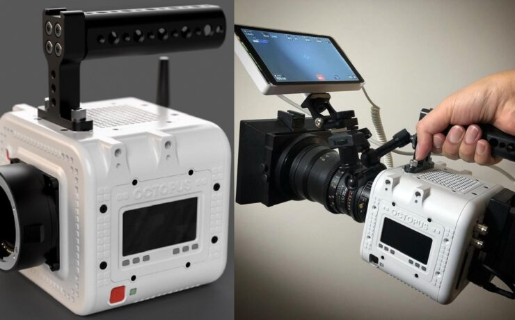 OCTOPUS CAMERA LF - 8K Global Shutter Upgrade