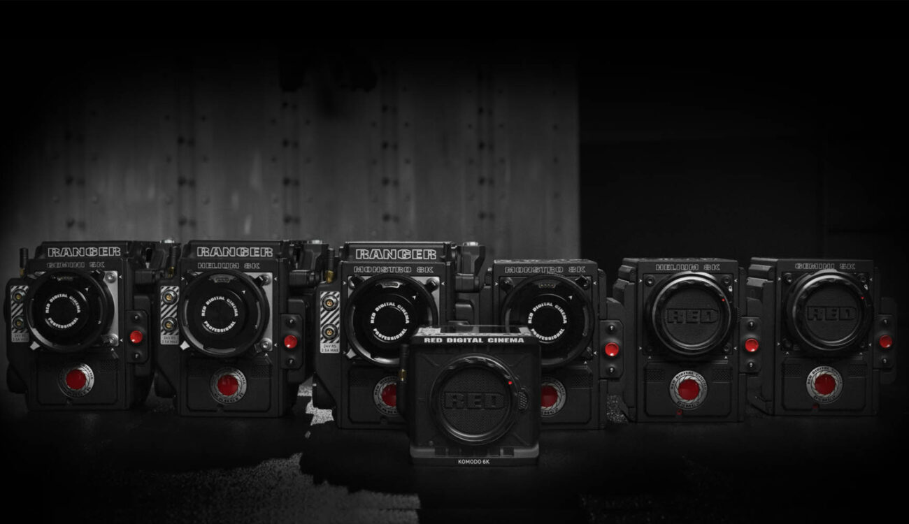 RED Arsenal Website – Choose Your Perfect Camera