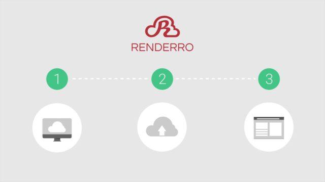 Renderro Cloud