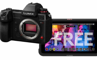 CVP: Free Atomos Ninja V with Panasonic LUMIX S1H Purchase