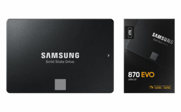 Samsung 870 EVO SSD Launched