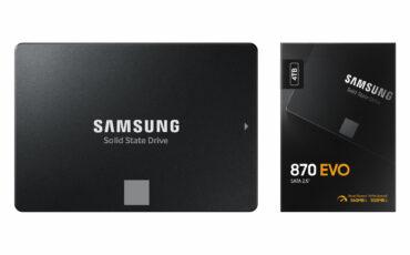 サムスン(Samsung)が870 EVO SSDを発売