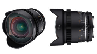 Samyang VDSLR 14mm T3.1 MK2 Prime Lens Released