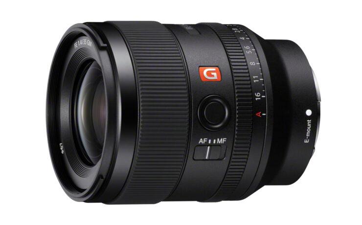 Sony FE 35mm F1.4 GM Prime Lens Announced
