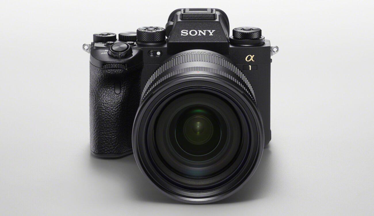 【予約販売開始】ソニーがα1フルフレームカメラを発表 - 8K/30p記録とS-Cinetoneをサポート