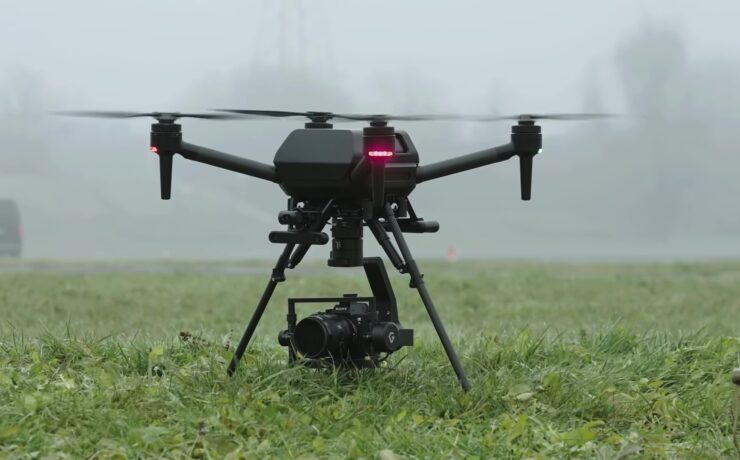 Sony Airpeak Drone Unveiled – Carries Sony Alpha Cameras