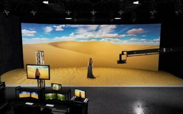 Sony Crystal LED Display System – LED Wall for Film Sets
