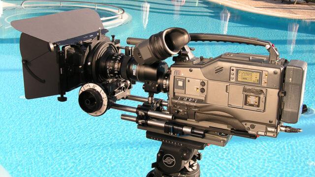Sony DVW-700 Digital Betacam Camcorder