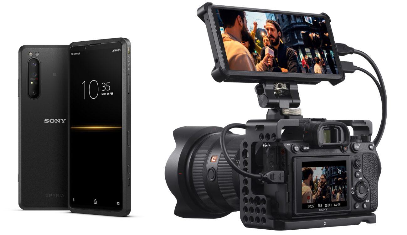 Anuncian el Sony Xperia PRO - Puerto HDMI y 5G mmWave