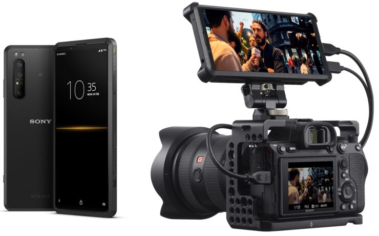Sony Xperia PRO Announced - HDMI Port and 5G mmWave