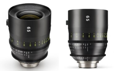 Tokina Cinema Vista 65mm T1.5 Lens Released