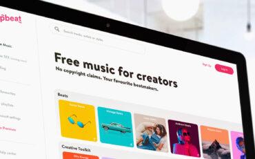 Uppbeatが無料楽曲サイトを立ち上げ