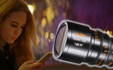 Vazen 85mm F2.8 1.8x Anamorphic Lens – Review and Footage