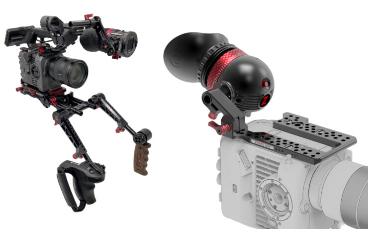 Zacuto Sony FX6 Accessories Released