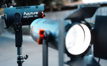 Reseña de los Aputure 60d y 60x - Luces LED compactas y enfocables