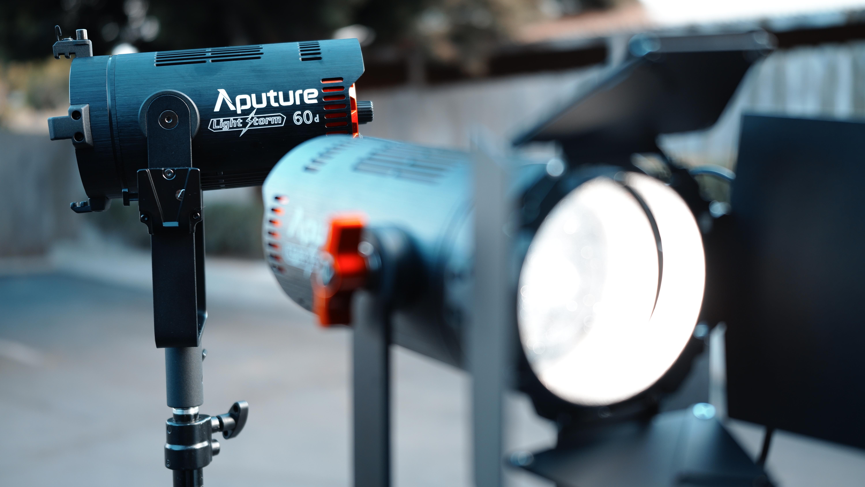 Aputure 60d/60x LEDライトレビュー