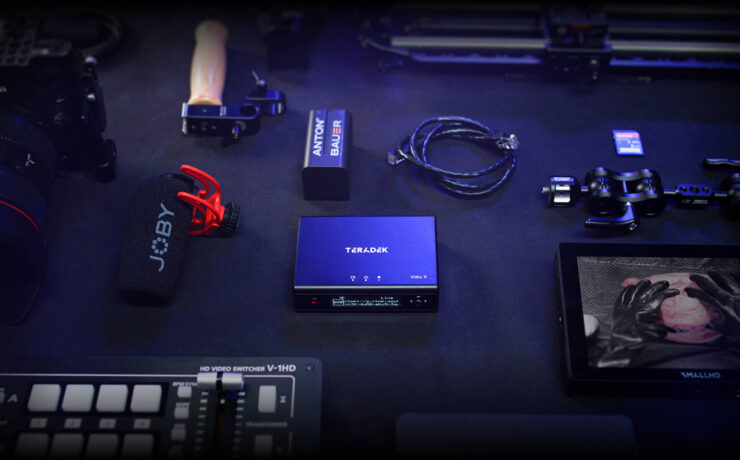 Teradek Vidiu-X Released – Compact HDMI HD Encoder