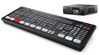 【予約受付開始】ブラックマジックデザインがATEM Mini ExtremeとWeb Presenter HDを発表