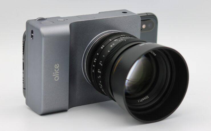 Alice Camera on Indiegogo - Big Sensor meets Smartphone & AI