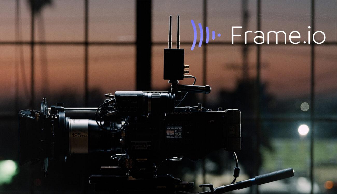 Frame.ioがCamera to Cloud(C2C)を発表