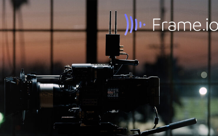 Frame.io Camera to Cloud – Upload H.264 Proxies Straight From Camera