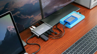 Lanzan la estación CalDigit Element Hub – Thunderbolt 4 y Dock USB 4