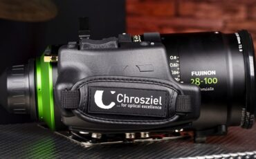 Chrosziel Full Servo Drive Unit for FUJINON Premista Lenses Announced