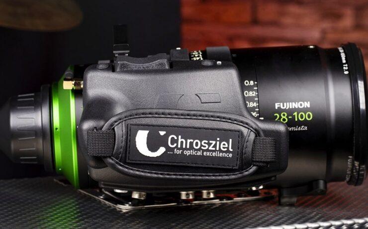 Chrosziel Full Servo Drive Unit for FUJINON Premista Lenses Announced