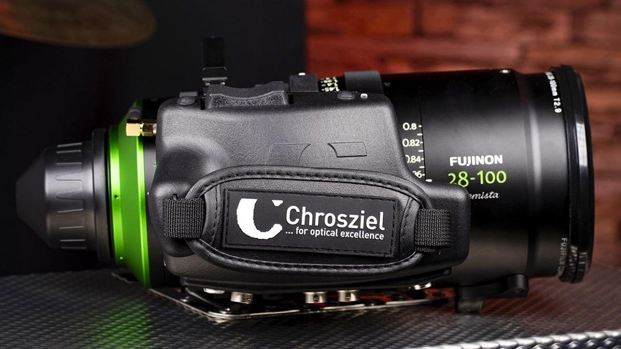 Anunciaron la Unidad de Control Full Servo Chrosziel para lentes FUJINON Premista