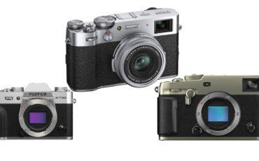 Actualización de firmware de la FUJIFILM X100V: Incorporaron un filtro ND para video