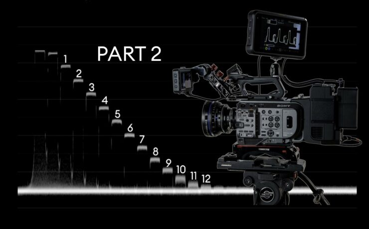 Sony FX9 Lab Test Part 2 – ProRes RAW: Dynamic Range and Latitude
