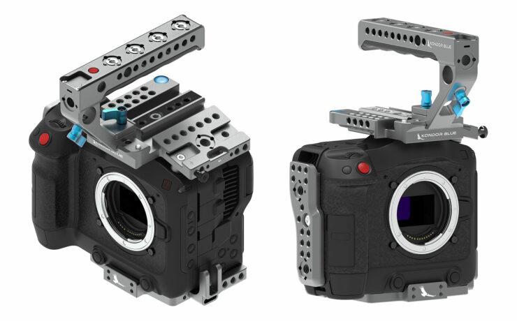 Kondor Blue Canon EOS C70 Cage Introduced