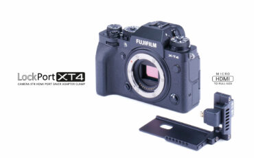 LockCircleがLockPort X-T4 HDMIポートプロテクターを発表