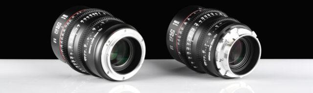 Meike 50mm T2.1