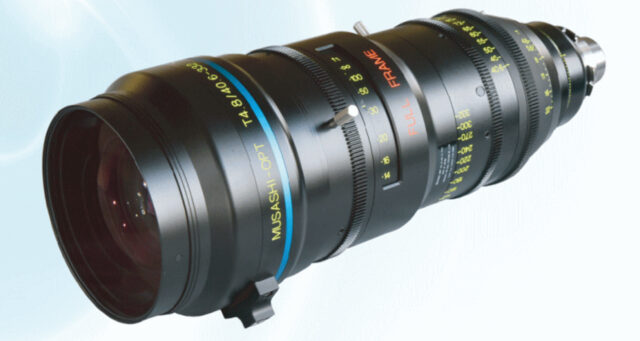 Musashi Takumi 2 Cine Zoom Announced – Full Frame 29-120mm T2.9 PL