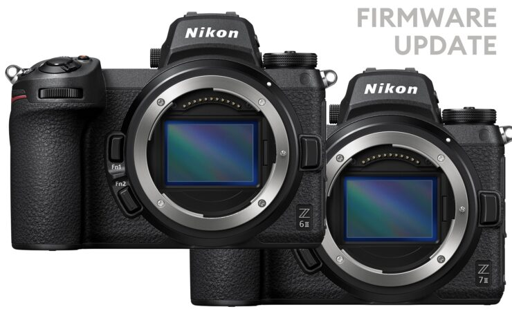 Nikon Z 6II and Z 7II Firmware Version 1.10  Coming Soon - Extends RAW Output