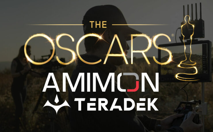 Teradek and Amimon get Oscars: Two Academy Scientific and Engineering Awards