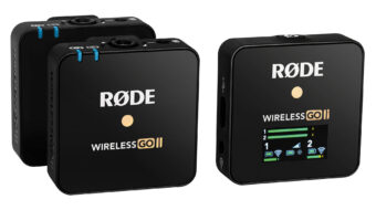RØDE Wireless GO II Announced – Now a Dual Channel System
