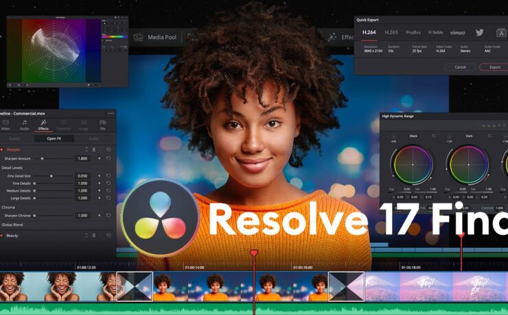 DaVinci Resolve 17 Final Version Released - Finally Out of Beta