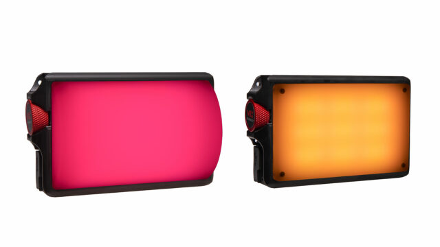 Rosco DMG DASH Announced – Compact LED Light with MIX Technology