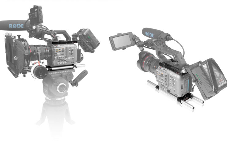 SHAPE Rigging Solution for the Sony FX6 Released