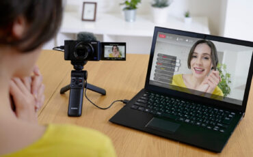 Sony ZV-1 Firmware Update Enables Video and Audio Live Streaming