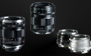 Voigtlander(フォクトレンダー)が35mm F2.0 APO Lanthar と Ultron IIを発表