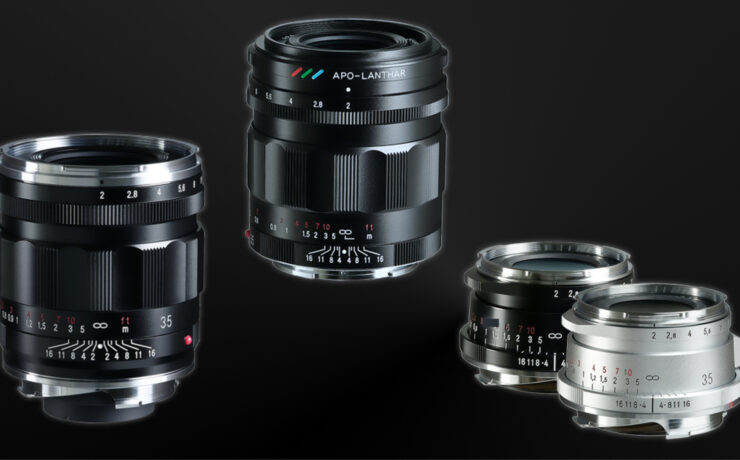 Voigtlander 35mm F2.0 APO-Lanthar & Ultron II Announced